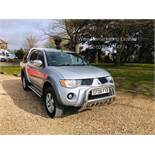 Mitsubishi L200 Warrior 2.5 DI-D Double Cab - Automatic - 2008 08 Reg - NO VAT