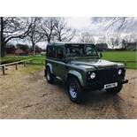 (RESERVE MET) Land Rover Defender 90 County 2.5 TD5 - 2000 Year W Reg - 7 Seater- SAVE 20% NO VAT