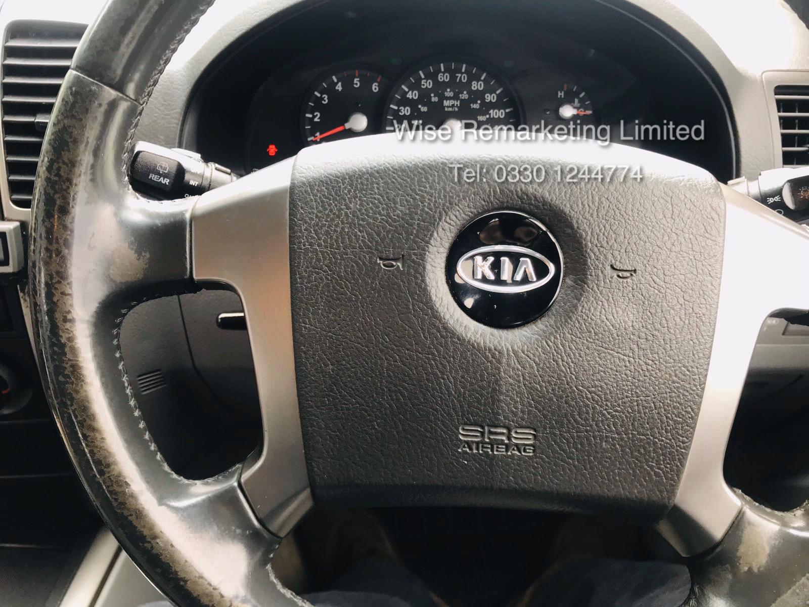 KIA Sorento 2.5 CRDI XE Model (138 BHP) - 2006 06 Reg - 4X4 - Air Con - - Image 21 of 24