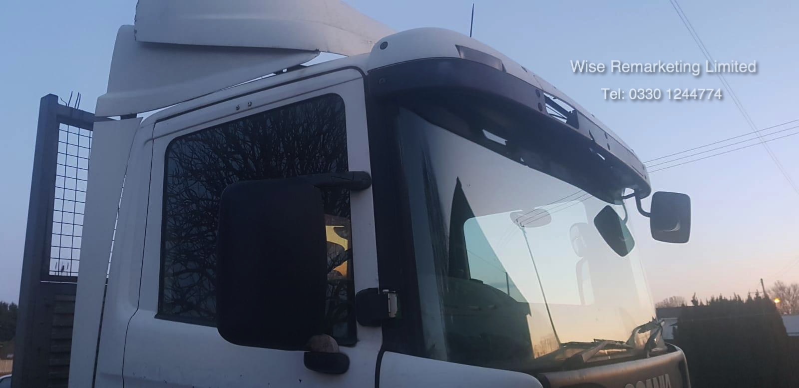 (Reserve Met) Scania 94d.220 18 Tonne 4x2 Flat Bed Lorry - W Reg 2000 Year - SAVE 20% NO VAT - Image 22 of 30