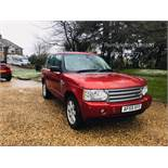 Range Rover Vogue 3.6 TDV8 HSE Auto - 2010 Model - Cream Leather - Service History -