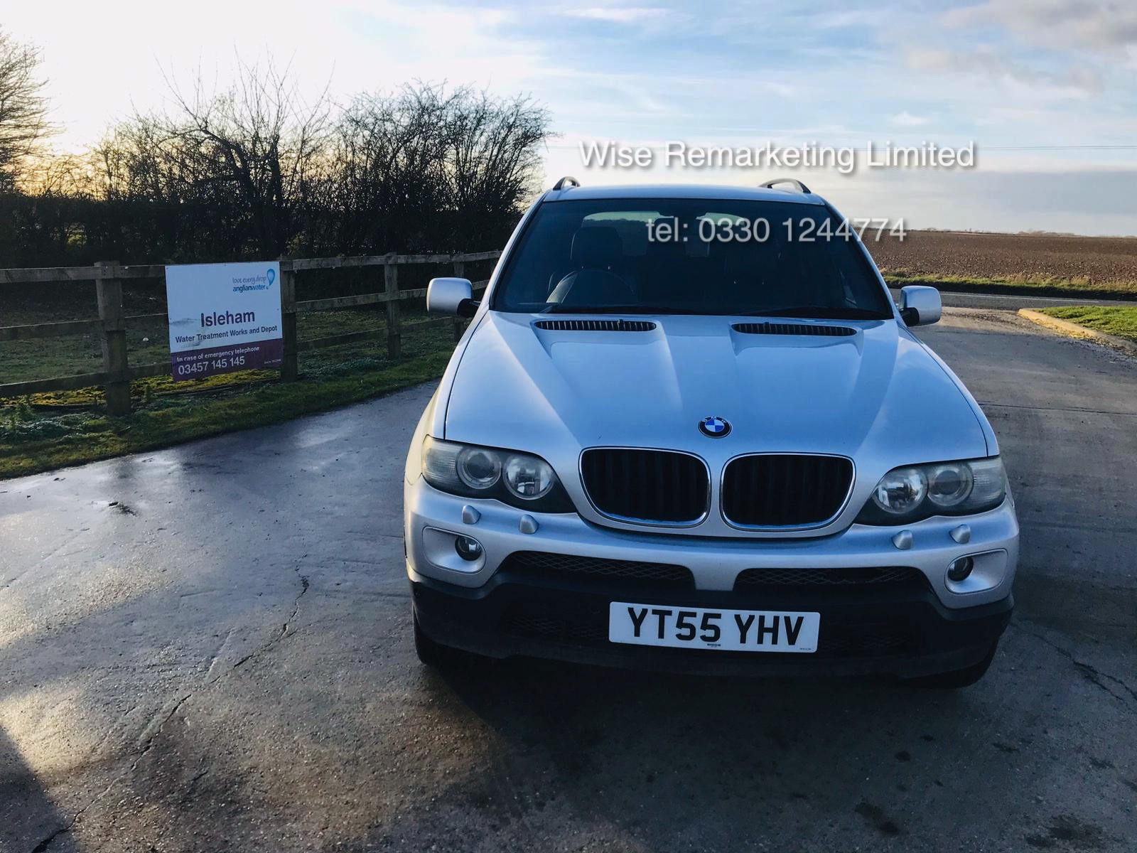 BMW X5 Sport 3.0d Auto - 2006 Model - Full Leather - Heated Seats - Fully Loaded - Image 2 of 20