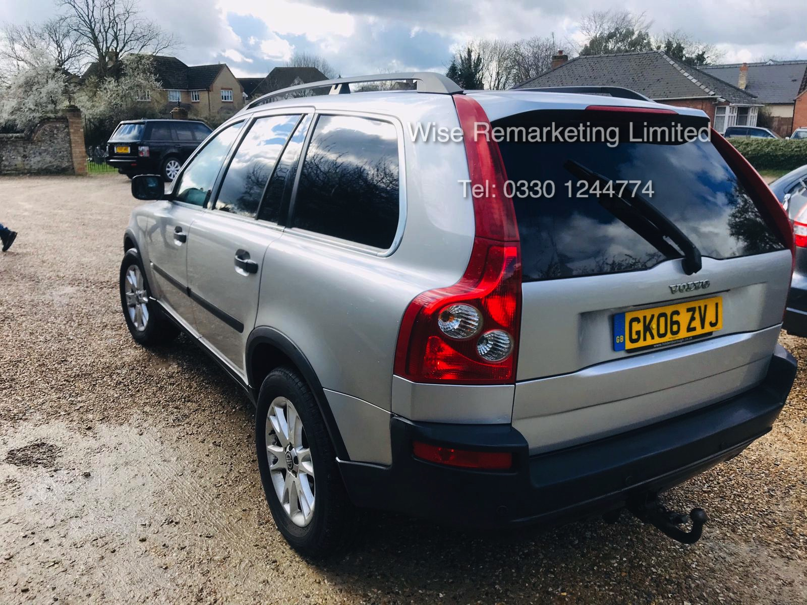 Volvo XC90 2.4 D5 Special Equipment Geartronic - 2006 06 Reg - Service History - 7 Seats - Sat Nav - Image 5 of 27
