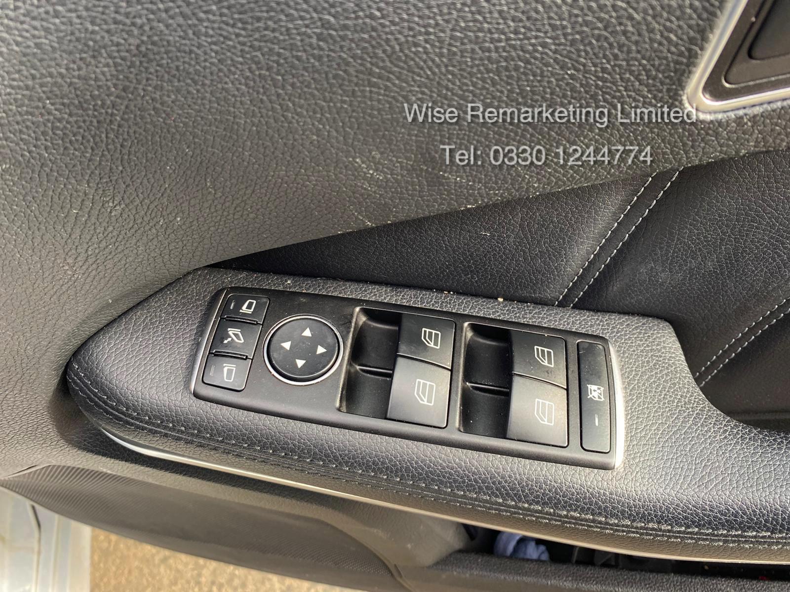 Mercedes E220d 2.1 Special Equipment Auto 2015 15 Reg - 1 Former Keeper - Sat Nav - Parking Sensors - Image 13 of 14