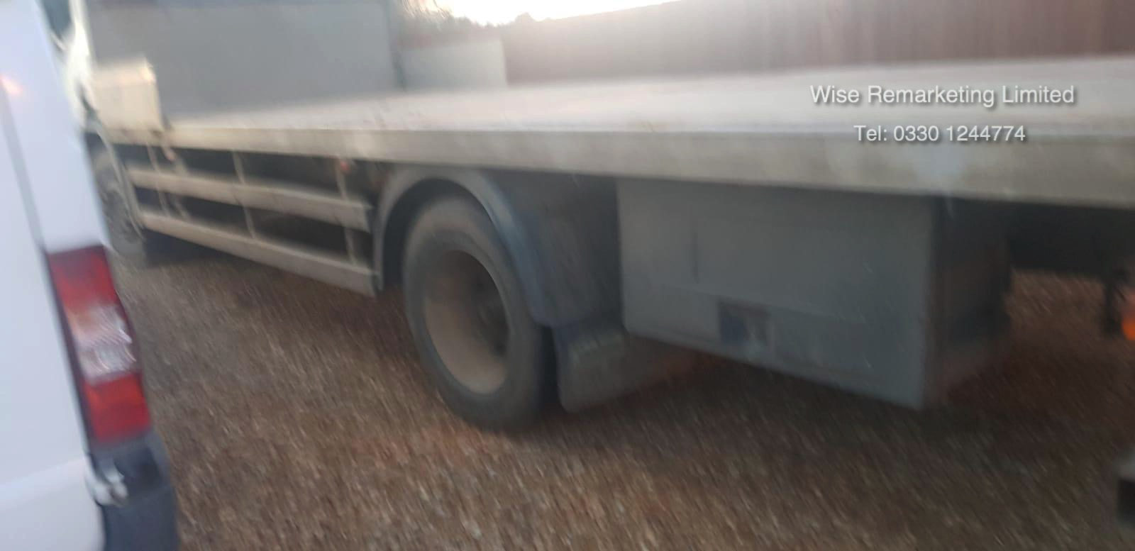 (Reserve Met) Scania 94d.220 18 Tonne 4x2 Flat Bed Lorry - W Reg 2000 Year - SAVE 20% NO VAT - Image 12 of 30