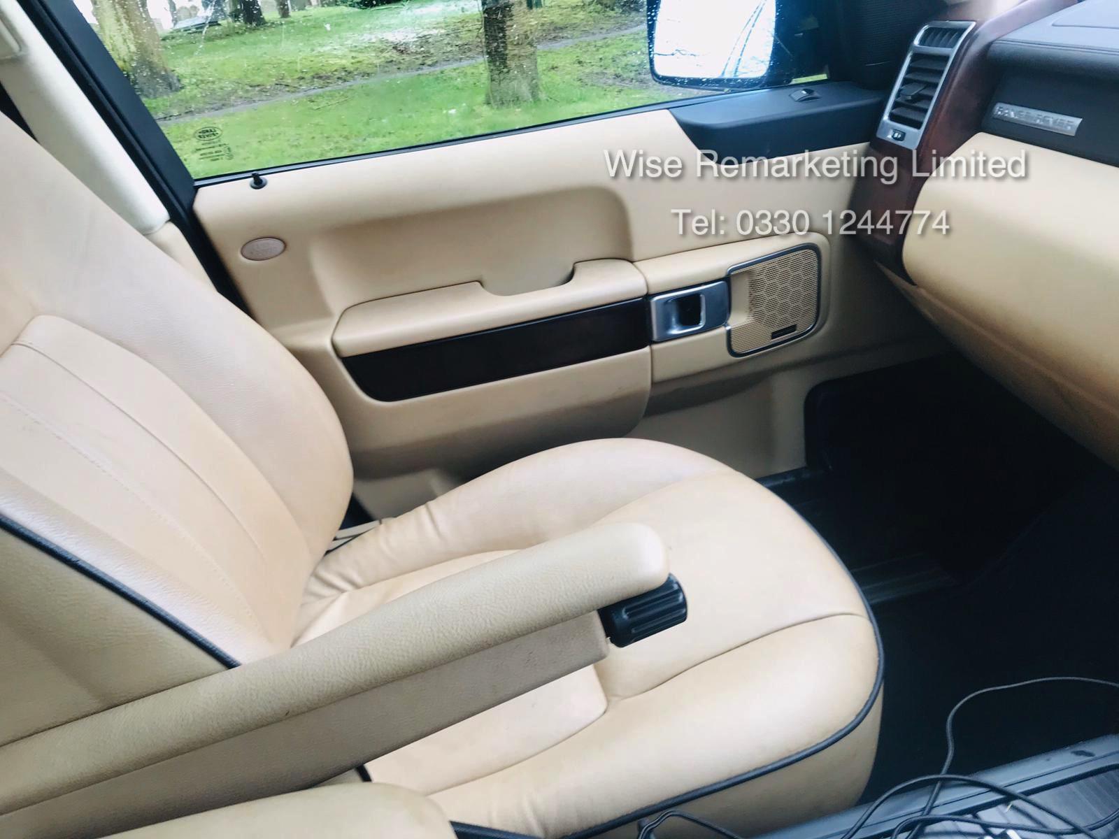 Range Rover Vogue 3.6 TDV8 HSE Auto - 2010 Model - Cream Leather - Service History - - Image 19 of 28