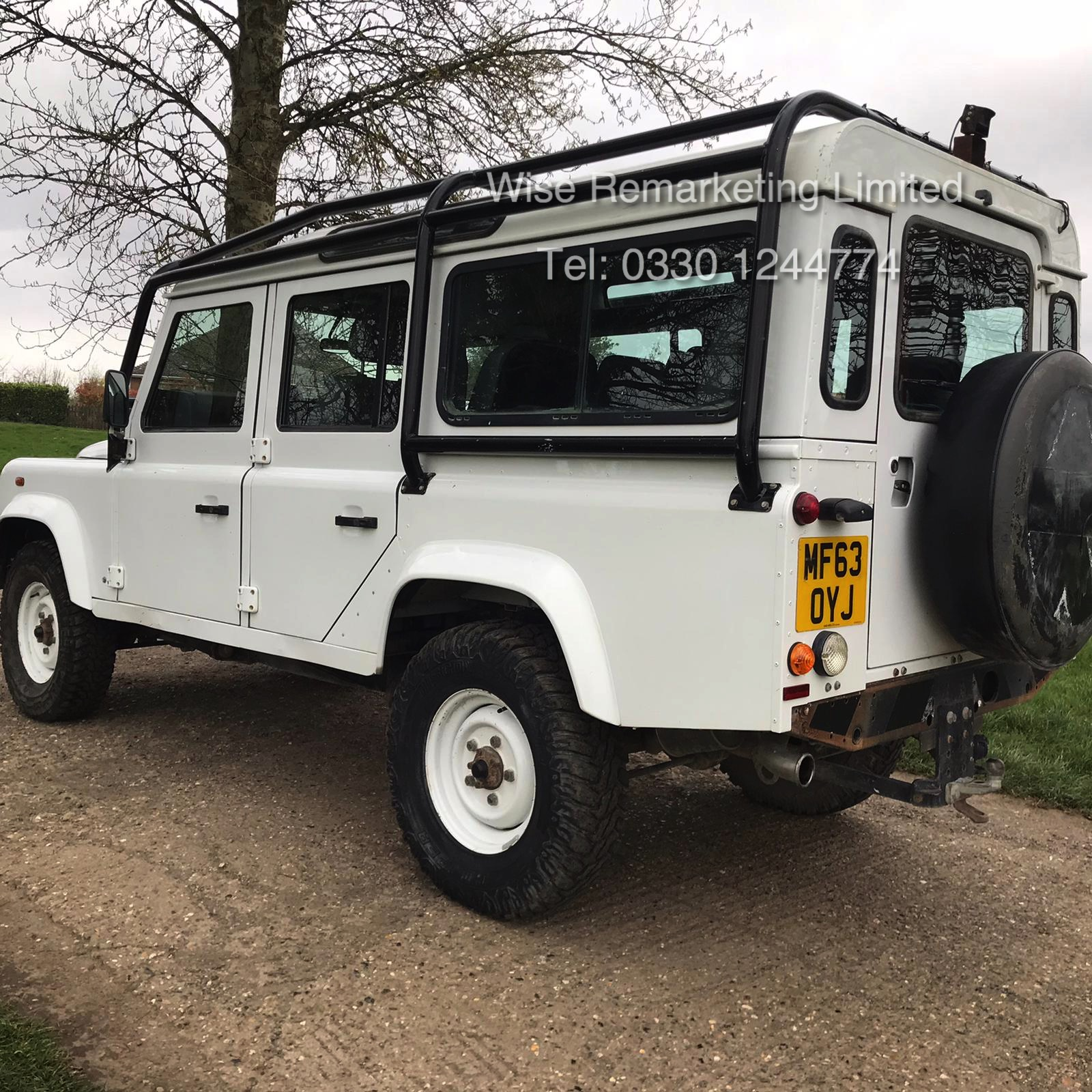Land Rover Defender 110 2.2 TD County Station Wagon - 2014 Model - 1 Owner From New - ONLY 19K Miles - Image 6 of 21