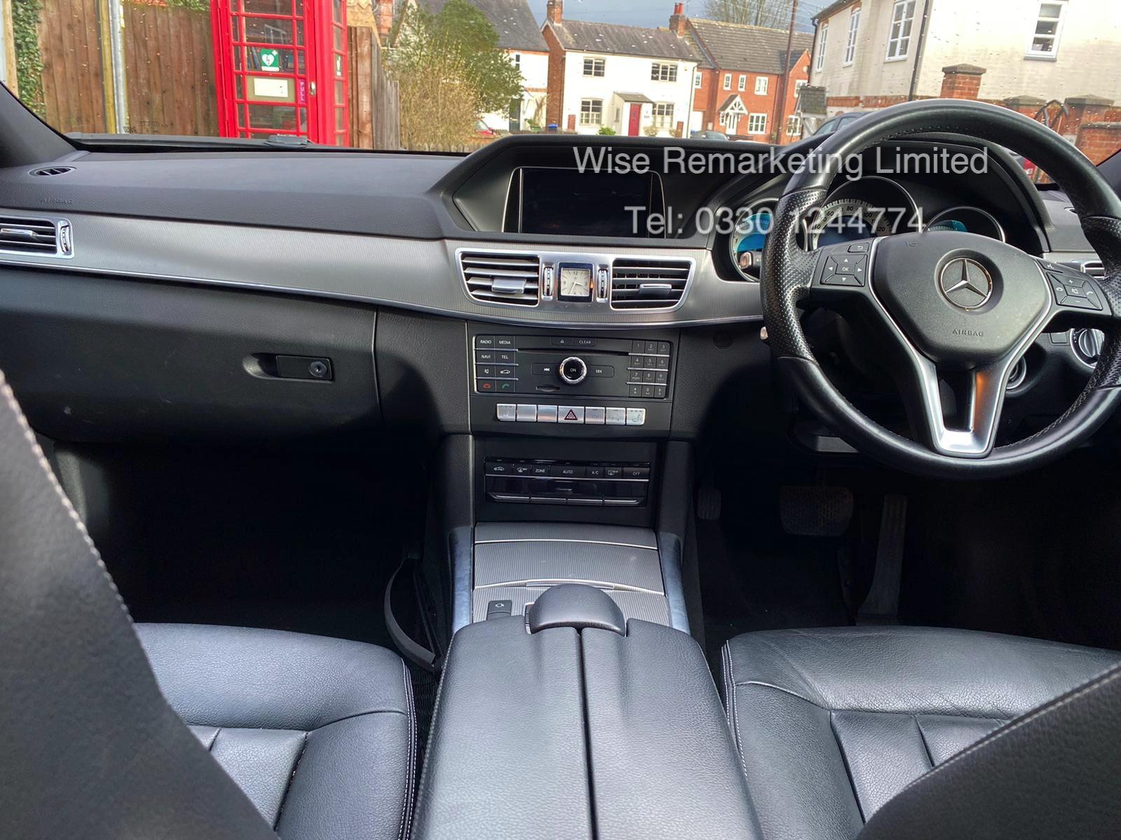 Mercedes E220d 2.1 Special Equipment Auto 2015 15 Reg - 1 Former Keeper - Sat Nav - Parking Sensors - Image 9 of 14