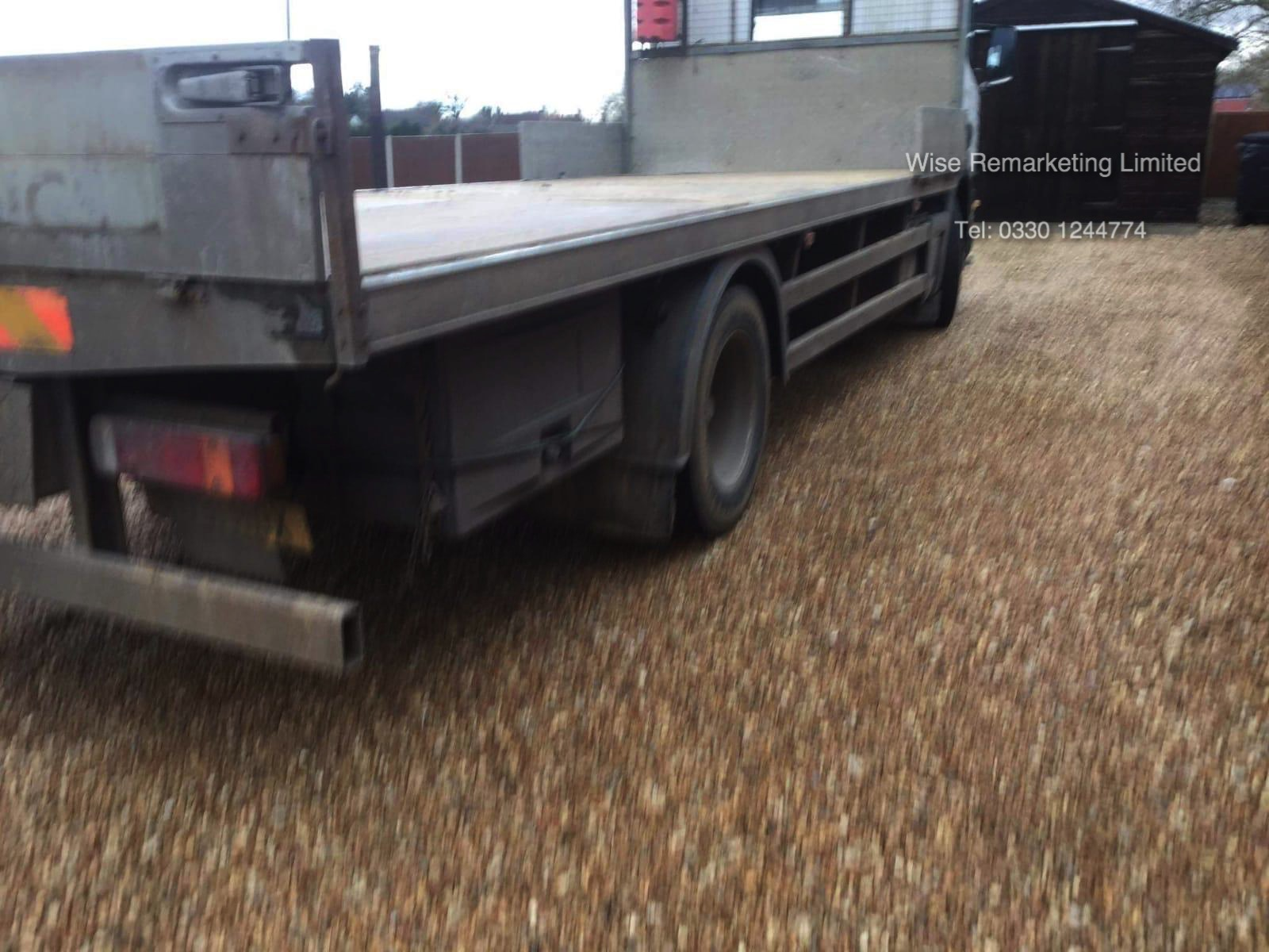 (Reserve Met) Scania 94d.220 18 Tonne 4x2 Flat Bed Lorry - W Reg 2000 Year - SAVE 20% NO VAT - Image 3 of 30