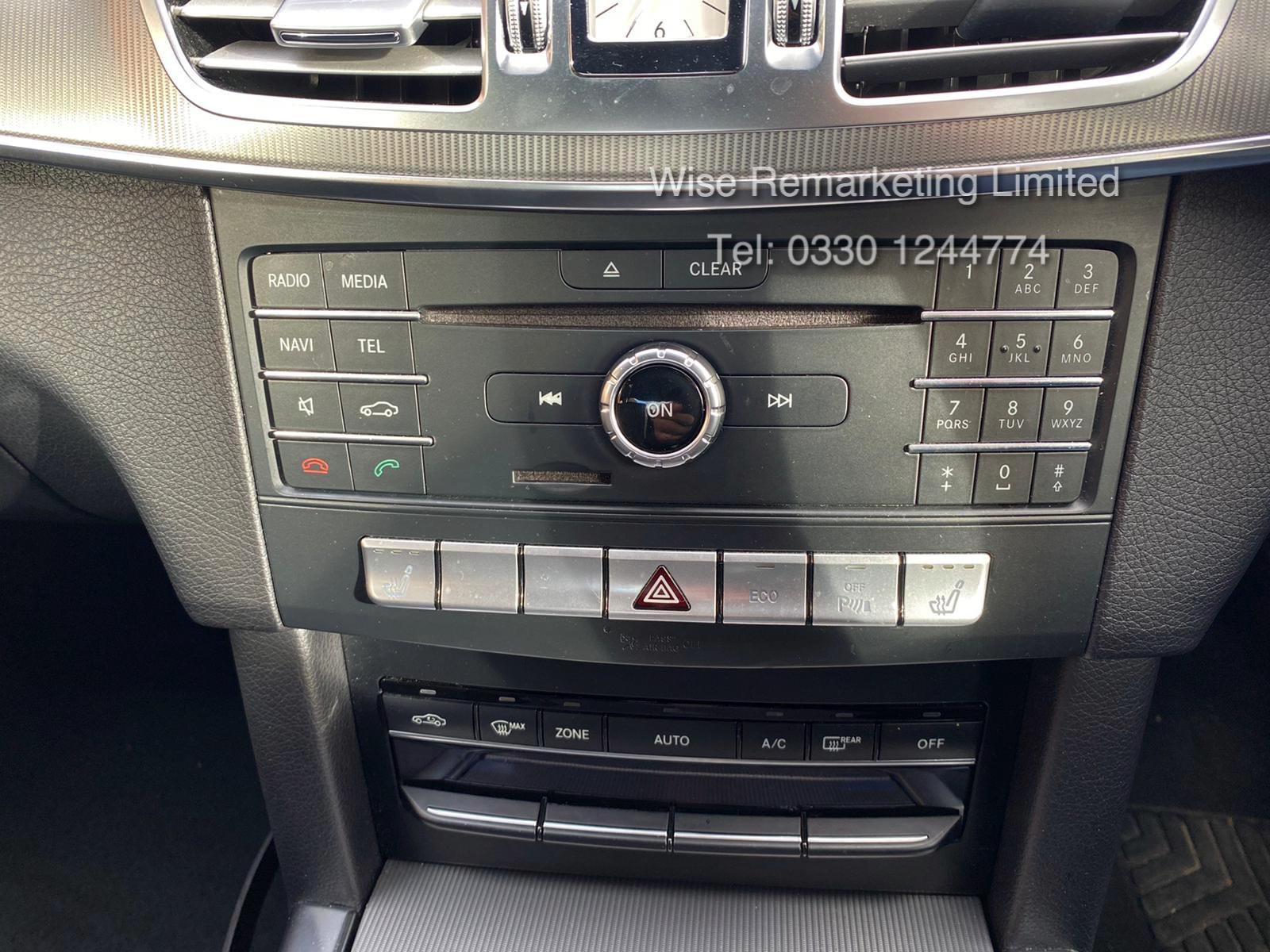 Mercedes E220d 2.1 Special Equipment Auto 2015 15 Reg - 1 Former Keeper - Sat Nav - Parking Sensors - Image 11 of 14