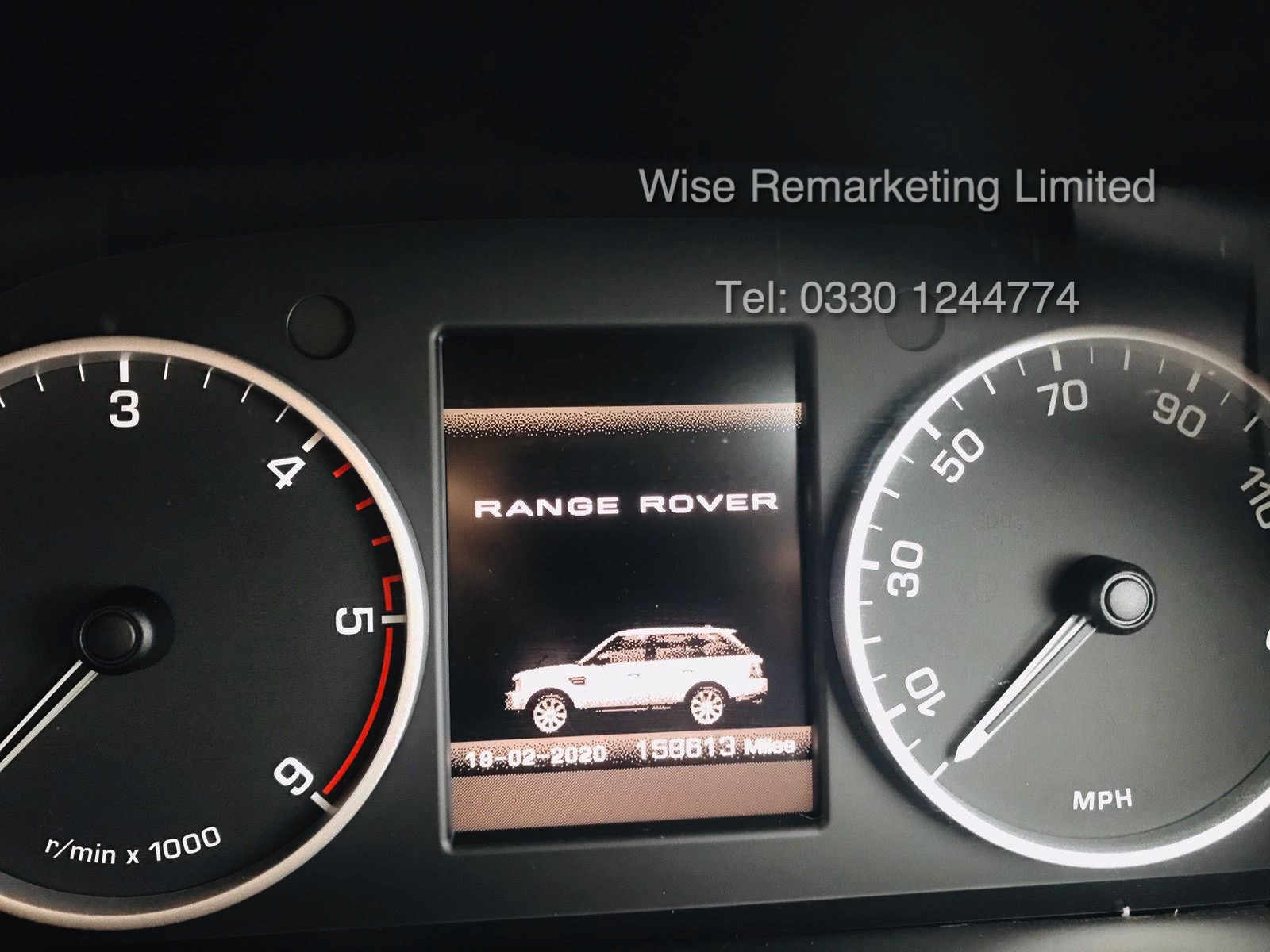 Range Rover Sport SE 3.0 TDV6 Automatic - 2011 11 Reg - 1 Keeper From New - Service History - Image 21 of 21