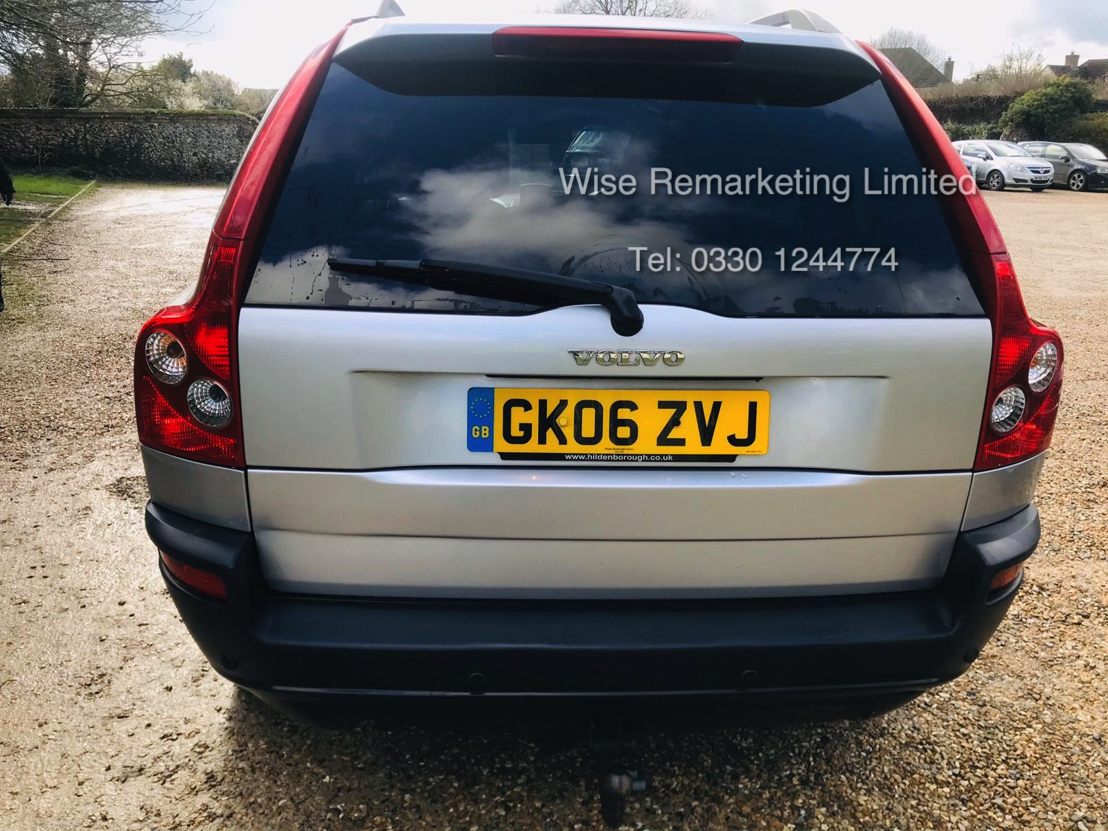 Volvo XC90 2.4 D5 Special Equipment Geartronic - 2006 06 Reg - Service History - 7 Seats - Sat Nav - Image 3 of 27