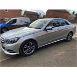 Mercedes E220d 2.1 Special Equipment Auto 2015 15 Reg - 1 Former Keeper - Sat Nav - Parking Sensors