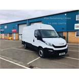 Iveco Daily 35S13 2.3 Fridge/Freezer Van MWB - New Shape 2016 16 Reg - 1 Keeper From New
