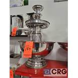 Apex stainless steel champagne fountain