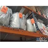 Lot of (2) 60 quart steel stock pots