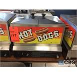 Gold Medal 8007 hot dog steamer
