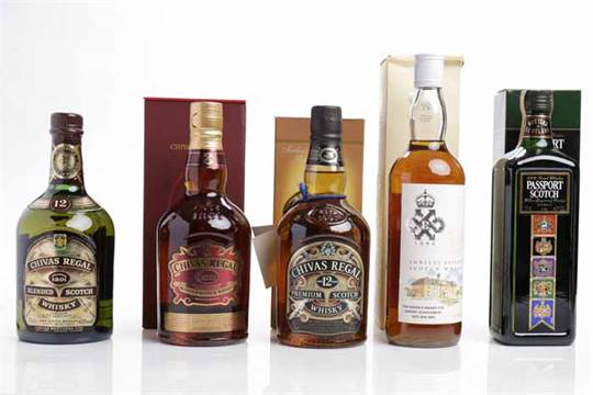 Chivas Regal Extra Blended Scotch Whisky 70cl 40 Volume