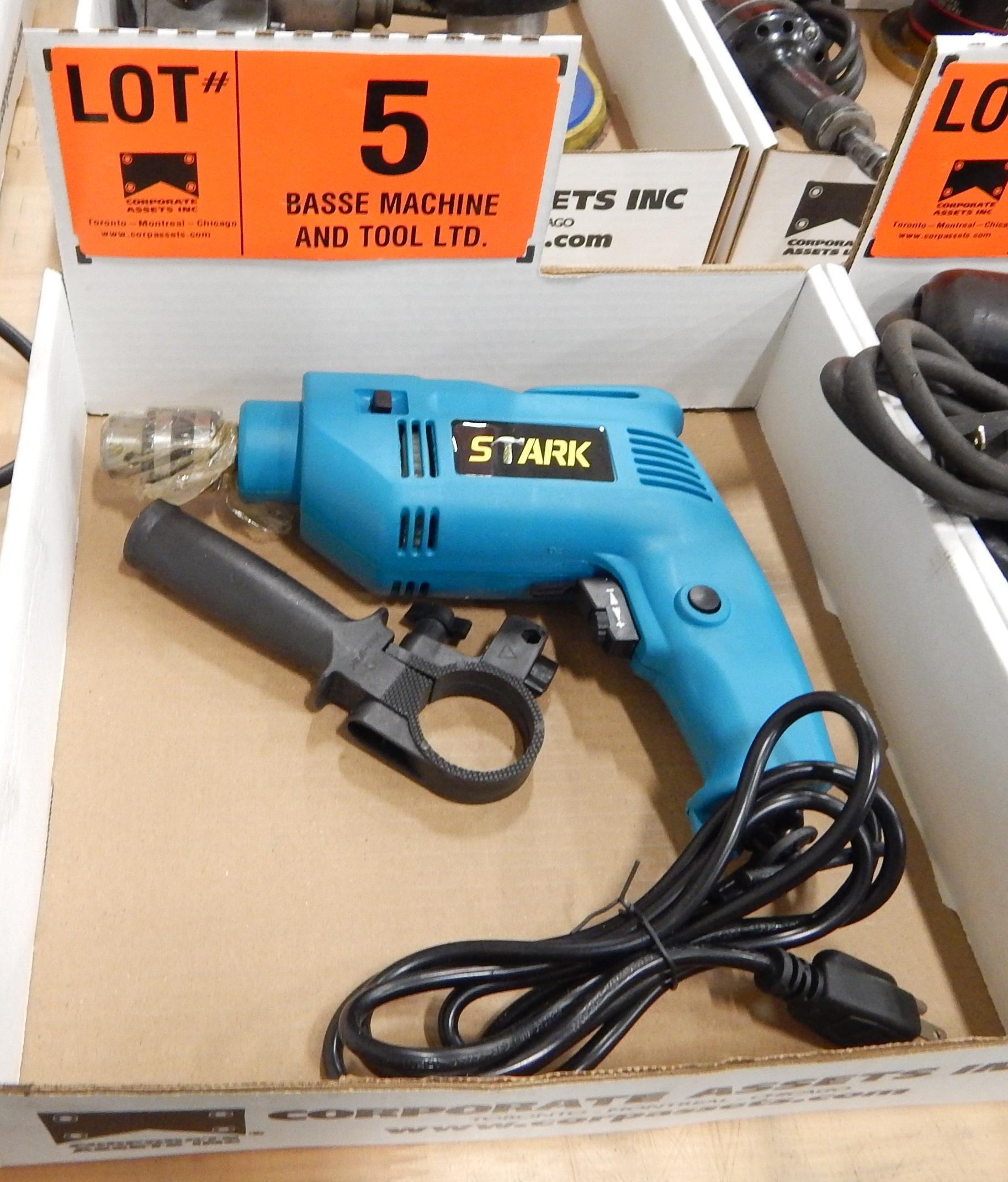 Lot 5 - STARK ELECTRIC DRILL