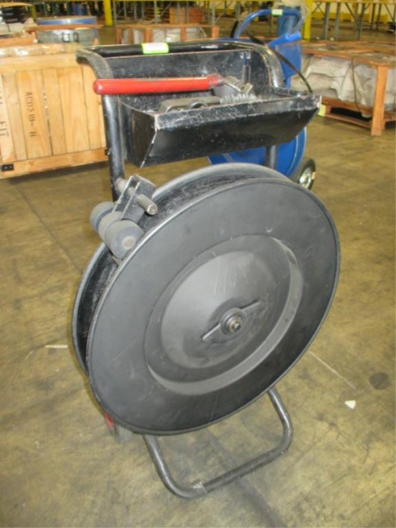 Lot 119 - Uline Strapping Kit with Tensioner. HIT# 2188112. Building 1. Asset(s) Located at 1578 Litton Drive,