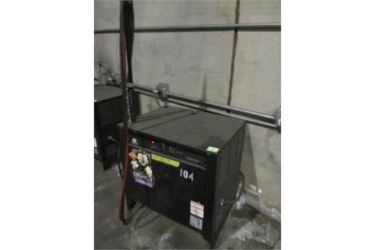 Industrial Battery Chargers DLG3B18-865 18-Cell Forklift