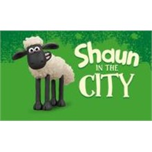 Shaun in the City Auction logo