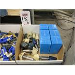 LOT - ASSORTED LARGE ROUTER BITS