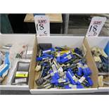 LOT - ASSORTED ROUTER BITS