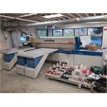 1994 SCHELLING CNC PANEL SAW, TYPE FI 330, FRONT LOADING, WIN COMMANDER CNC FI 330 CONTROL &