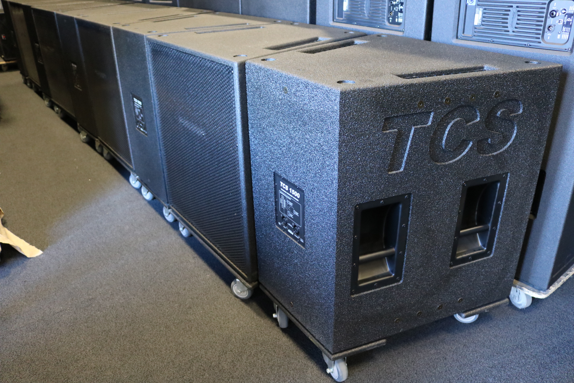 PRO AUDIO SPEAKER MANUFACTURER, 2018 LAGUNA ROUTERS, SCHELLING PANEL SAW, TOYOTA & HYSTER FORKLIFTS - Image 21 of 50