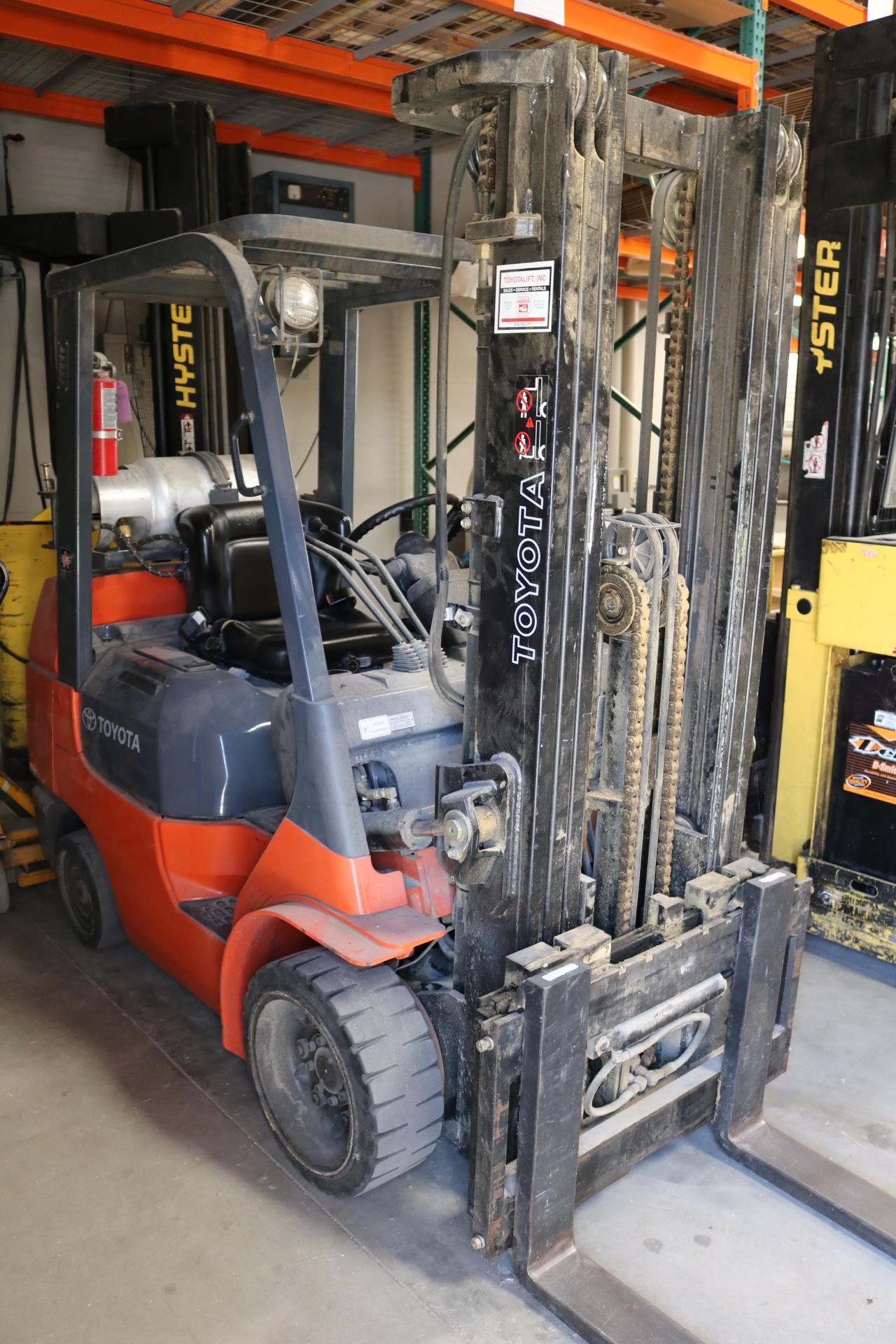 PRO AUDIO SPEAKER MANUFACTURER, 2018 LAGUNA ROUTERS, SCHELLING PANEL SAW, TOYOTA & HYSTER FORKLIFTS - Image 13 of 50