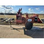 Morbark Model 2070 Twister Chipper, New Belts and Knives, Kubota Diesel