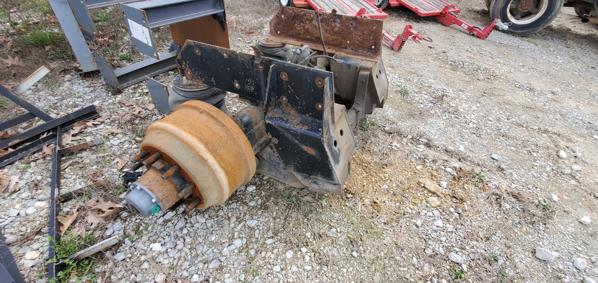 Dump Truck Lift Axle - Image 2 of 4