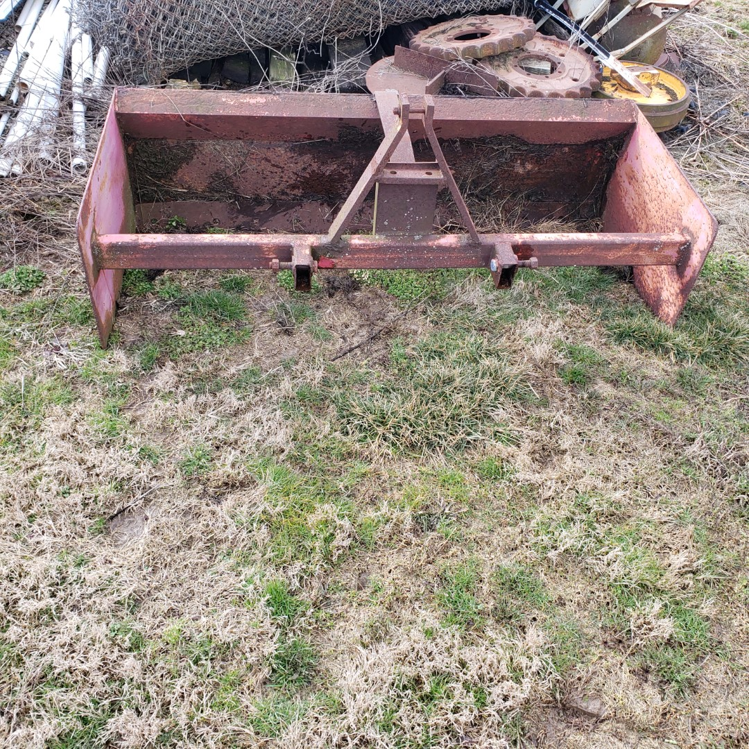 60-inch Grader Box - Image 2 of 2
