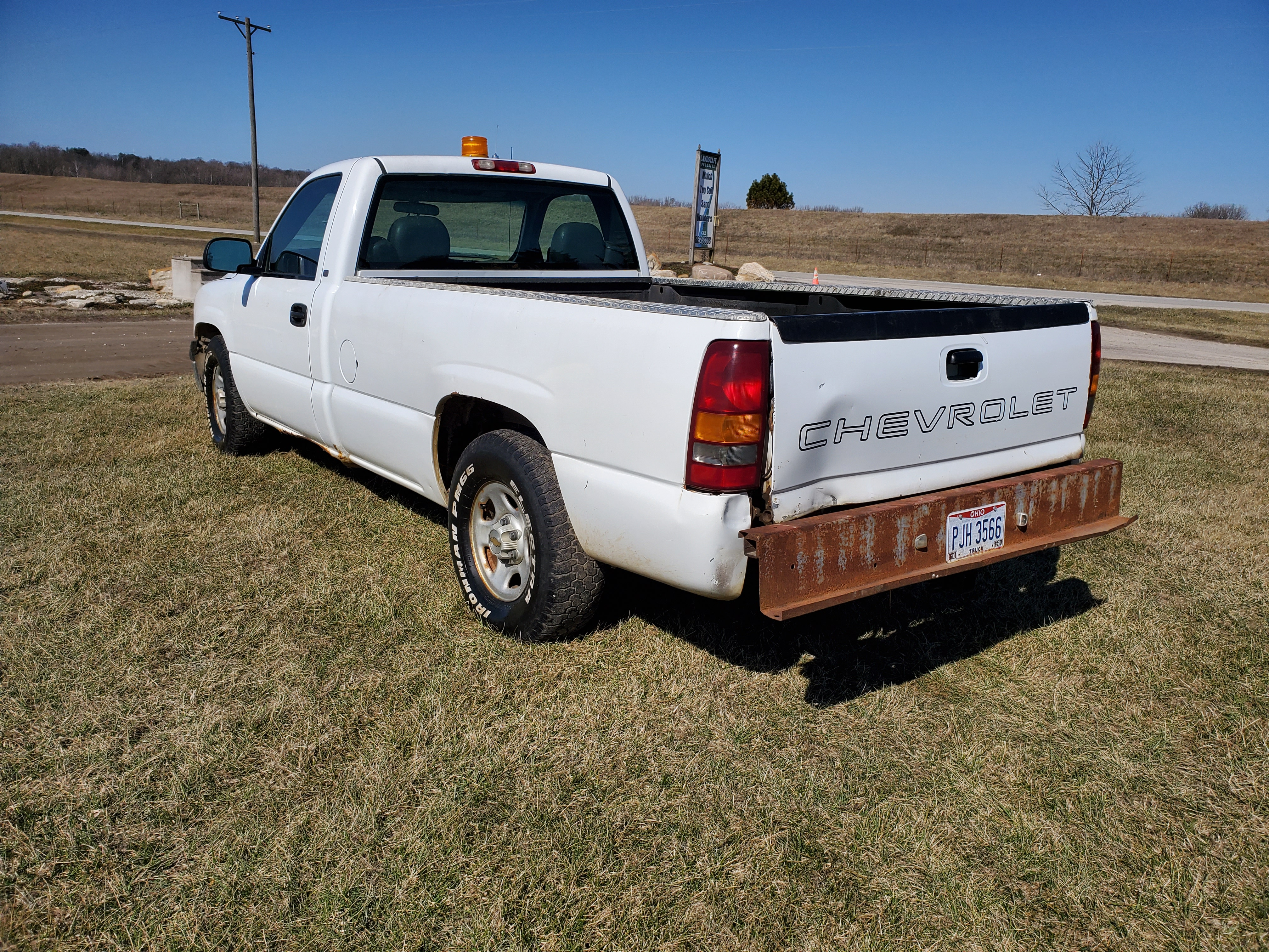 2001 Chevrolet 1500 Silverado 1500, 8 ft. Bed, 4.3 Liter Gasoline Engine, Automatic, 137,712 Miles - Image 8 of 17