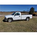 2001 Chevrolet 1500 Silverado 1500, 8 ft. Bed, 4.3 Liter Gasoline Engine, Automatic, 137,712 Miles
