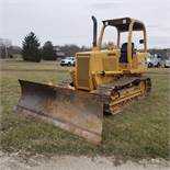 Dresser Crawler Dozer Model TD-8H, 9' 6-Way Blade, Cummins Diesel, 7509 Hours, New in 1997
