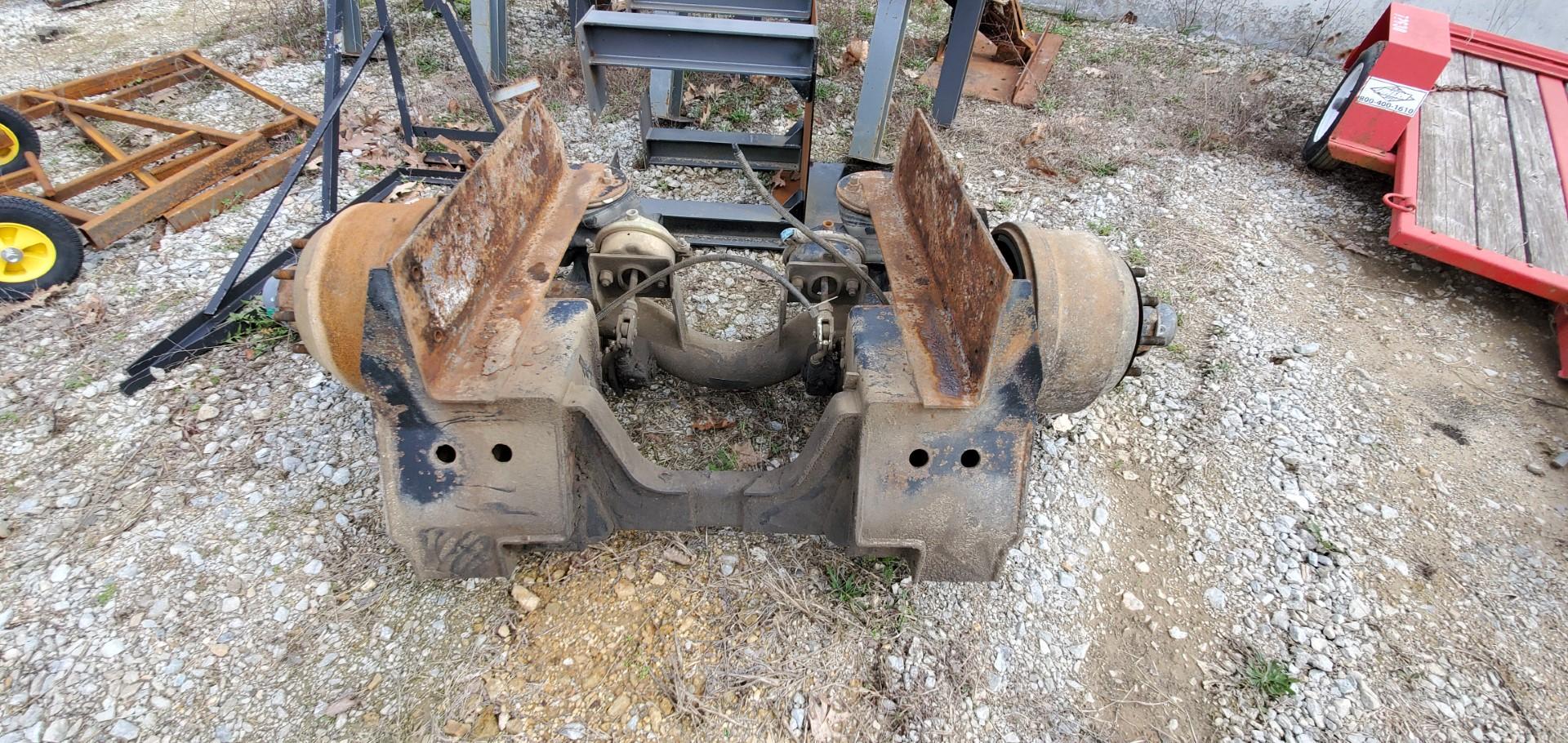 Dump Truck Lift Axle - Image 3 of 4