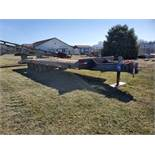 Eager Beaver Model 10HA Equipment Trailer 19 ft. Main Deck w/5 ft Beaver-tail x 81 in Wide,