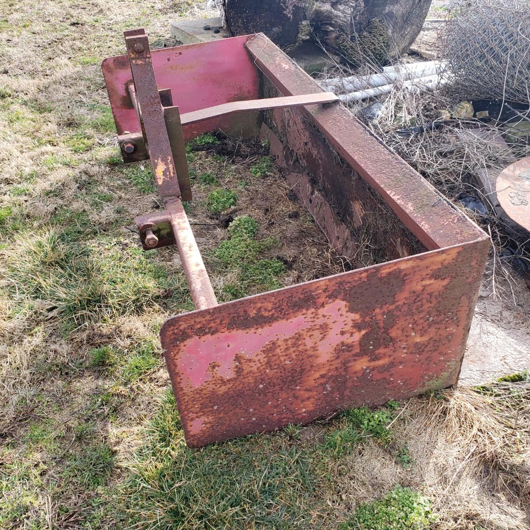 60-inch Grader Box
