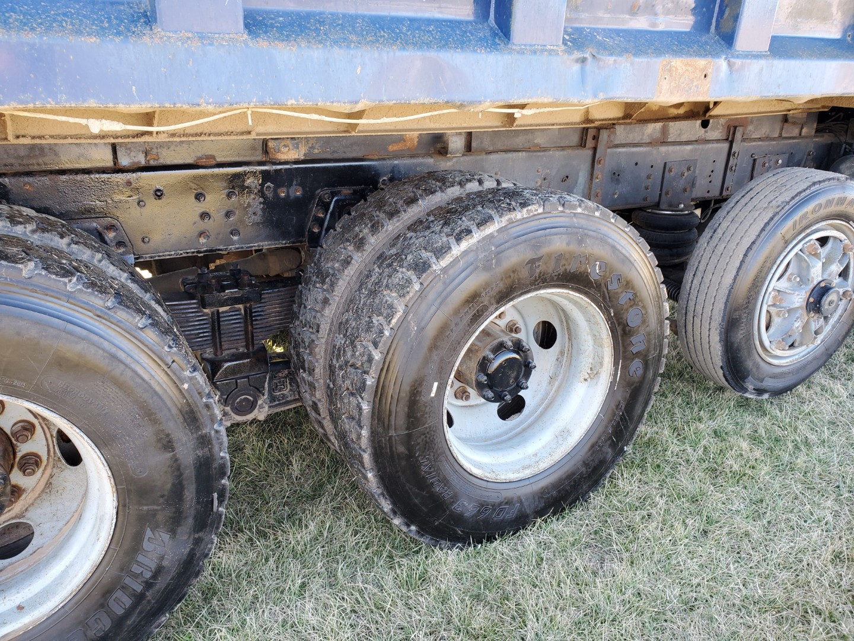 2002 GMC C 8500 16' Tri Axle Dump Truck w/ Steerable Lift Axle, Auto, Cat C7, 16' Steel Dump Bed - Image 13 of 26