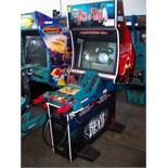 HOUSE OF THE DEAD ZOMBIE SHOOTER ARCADE GAME