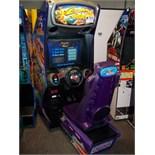 CRUISIN EXOTICA SITDOWN DRIVER ARCADE GAME
