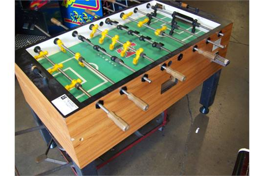 Awe Inspiring Foosball Table Tornado Coin Operated Item Is In Used Download Free Architecture Designs Scobabritishbridgeorg