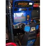 RUSH 2049 SPECIAL EDITION RACING ARCADE GAME ATARI