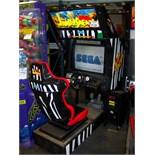 JAMBO SAFARI SITDOWN DRIVER ARCADE GAME SEGA