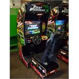 FAST AND FURIOUS RACING ARCADE GAME DEDICATED