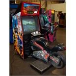 ROAD BURNERS MOTORCYCLE RACING ARCADE GAME