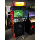OFFROAD CHALLENGE UPRIGHT DRIVER ARCADE GAME