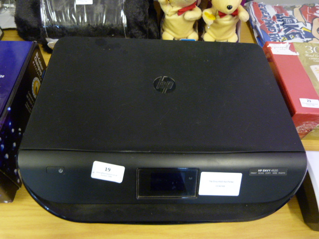 Lot 19 - *Hp Envy 4520 Aio Printer